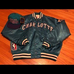 Charlotte Hornets Starter Jacket